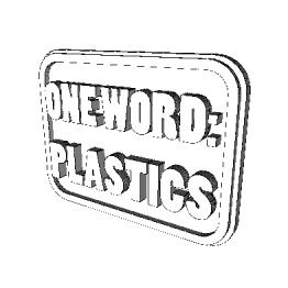 Calamita One Word Modello 3D