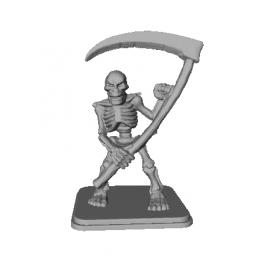 Esqueleto HeroQuest Modelo 3D