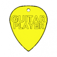 Standard Pick Guitar Player
