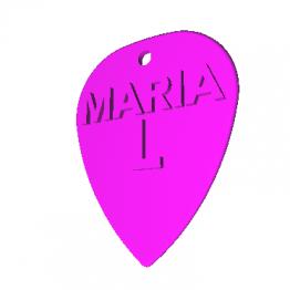 Púa Estándar Maria L