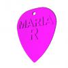 Púa Estándar Maria R