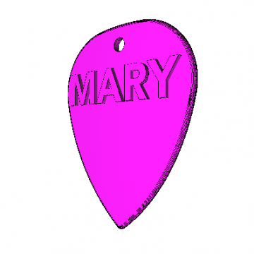 Standard Pick Mary