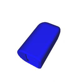 Copri Spazzolino Modello 3D
