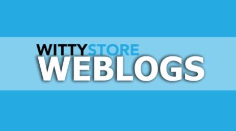 Blogs wittystore.com